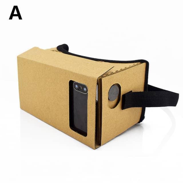 Virtual Reality Glasses Google Cardboard Glasses 3D Glasses