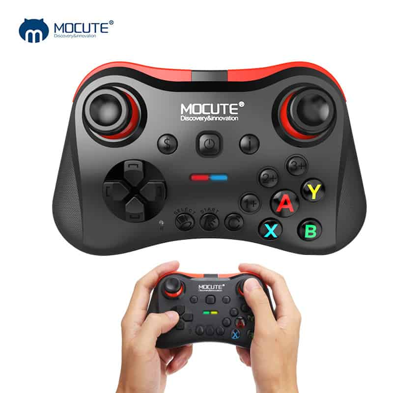 Mocute Bluetooth Gamepad Android Wireless Joystick VR Controller