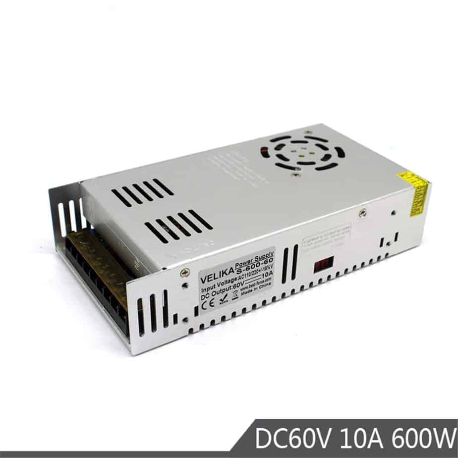 Single Output Power Supply Driver Transformers Power Source For CNC